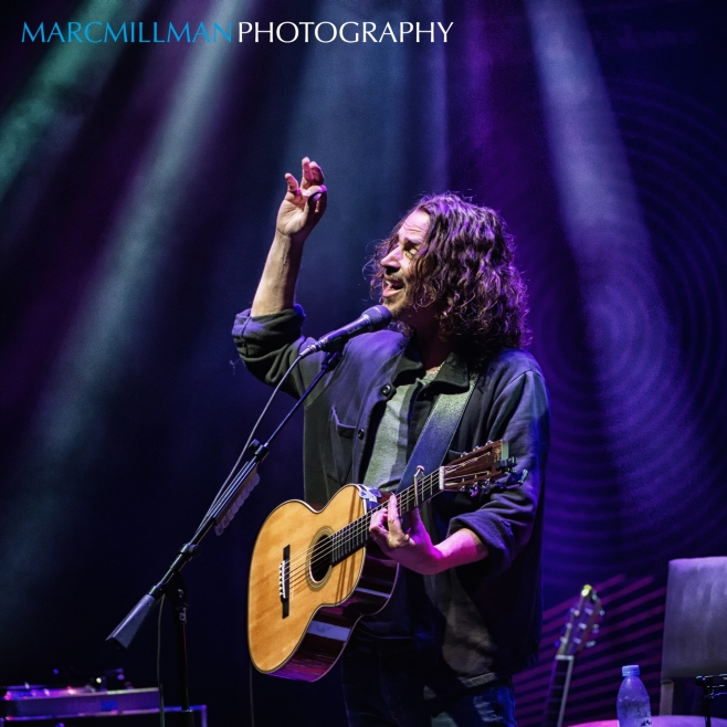 Chris Cornell Capitol Theatre (Sat 6 25 16)