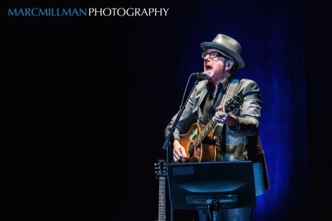 Elvis Costello solo Capitol Theatre (Tue 11 12 13)