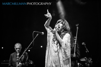 Nicole Atkins- Jam The Vote Capitol Theatre (Sun 11 6 16)
