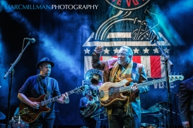 Eric Krasno & George POrter-Jam The Vote Capitol Theatre (Sun 11 6 16)