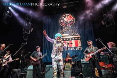 Amayo of Antibalas-Jam The Vote Capitol Theatre (Sun 11 6 16)