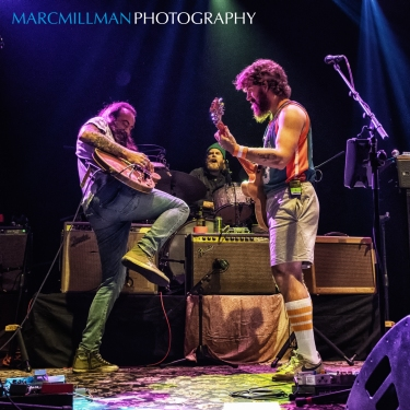 Ross James & Grahame Lesh- Phil Lesh & Terrapin Family Band Capitol Theatre (Phil-O-Ween- Wed 10 31 18)
