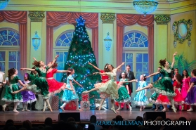 The Nutcracker Capitol Theatre (Sun 12 17 17)